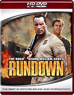 HD DVD / Сокровище Амазонки / Rundown, The