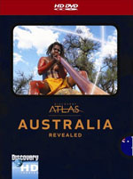HD DVD / Атлас Дискавери: Австралия / Discovery Atlas: Australia Revealed