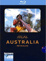 Blu-ray / Атлас Дискавери: Австралия / Discovery Atlas: Australia Revealed