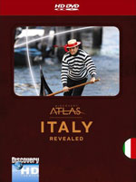HD DVD / Атлас Дискавери: Италия / Discovery Atlas: Italy Revealed