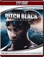 HD DVD / Черная дыра / Pitch Black