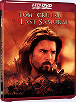 HD DVD / Последний самурай / The Last Samurai