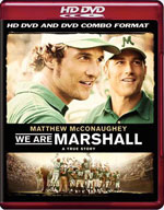 HD DVD / Мы - одна команда / We Are Marshall