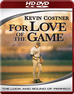 HD DVD / Ради любви к игре / For Love of the Game