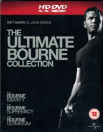 HD DVD / Коллекция Борна / The Ultimate Bourne Collection