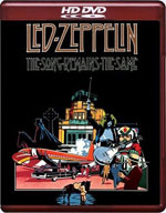 HD DVD / Led Zeppelin: Песня остается прежней / Led Zeppelin: The Song Remains the Same