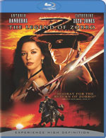 Blu-ray / Легенда Зорро / The Legend of Zorro