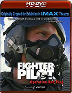 HD DVD / Боевой пилот: Операция quotКрасный флагquot / Fighter Pilot: Operation Red Flag