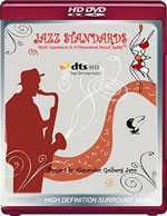 HD DVD / Классический джаз - Музыка в трехмерной реальности / Jazz Standards - Music Experience in 3-Dimensional Sound Reality