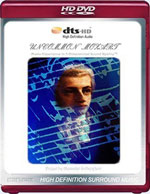HD DVD / Необычный Моцарт - Музыка в трехмерной реальности / Uncommon Mozart - Music Experience in 3-Dimensional Sound Reality