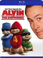 Blu-ray / Элвин и бурундуки / Alvin and the Chipmunks