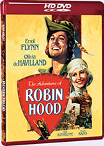 HD DVD / Робин Гуд / Adventures of Robin Hood, The
