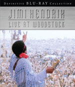 Blu-ray / Jimi Hendrix: Live at Woodstock / Jimi Hendrix: Live at Woodstock