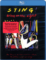 Blu-ray / Sting: Bring On The Night / Sting: Bring On The Night