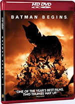 HD DVD / Бэтмен: Начало / Batman Begins