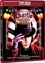 HD DVD / Чарли и шоколадная фабрика / Charlie and the Chocolate Factory