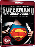HD DVD / Супермен 2 / Superman II