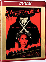 HD DVD / V значит Вендетта / V for Vendetta