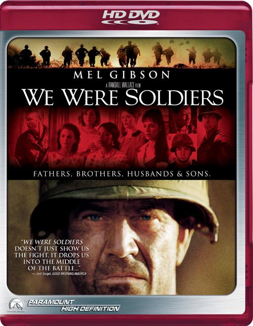 Мы были солдатами / We Were Soldiers (Рэндалл Уоллес / Randall Wallace) [2002, США, боевик, драма, военный, история, HD-DVDRip 720p]