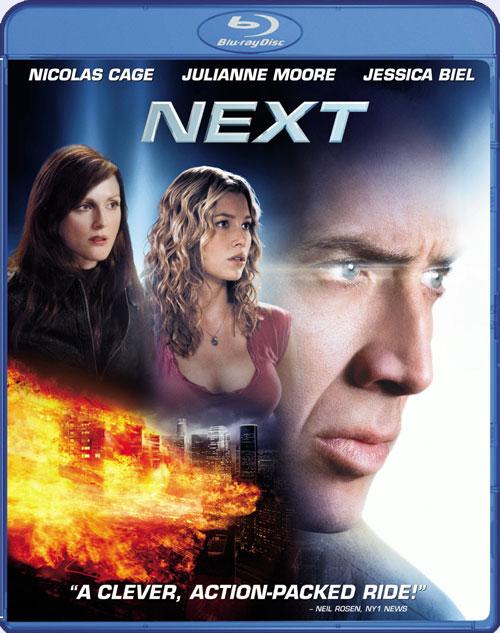 Пророк / Next (2007) Blu-Ray