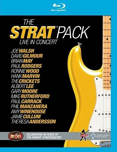 Blu-ray / The Strat Pack: Live in Concert / The Strat Pack: Live in Concert