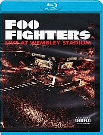 Blu-ray / Foo Fighters: Live at Wembley Stadium / Foo Fighters: Live at Wembley Stadium