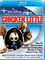 Blu-ray / Цыпленок Цыпа / Chicken Little