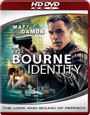 HD DVD / Идентификация Борна / The Bourne Identity