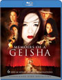 Blu-ray / Мемуары гейши / Memoirs of a Geisha