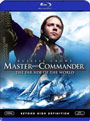Blu-ray / Хозяин морей: На краю Земли / Master and Commander: The Far Side of the World