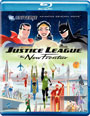 Blu-ray / Лига справедливости: Новый барьер / Justice League: The New Frontier