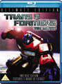 Blu-ray / Трансформеры / The Transformers: The Movie