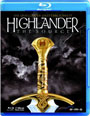 Blu-ray / Горец: Источник / Highlander: The Source