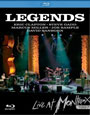 Blu-ray / Legends: Live at Montreux / Legends: Live at Montreux