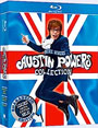 Blu-ray / Остин Пауэрс: Коллекция / Austin Powers Collection